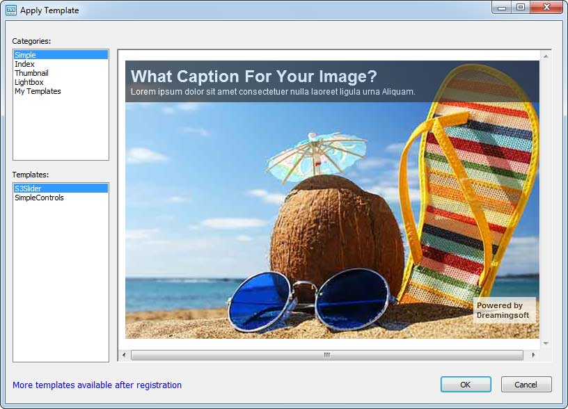 how to make a simple slideshow with javascript
