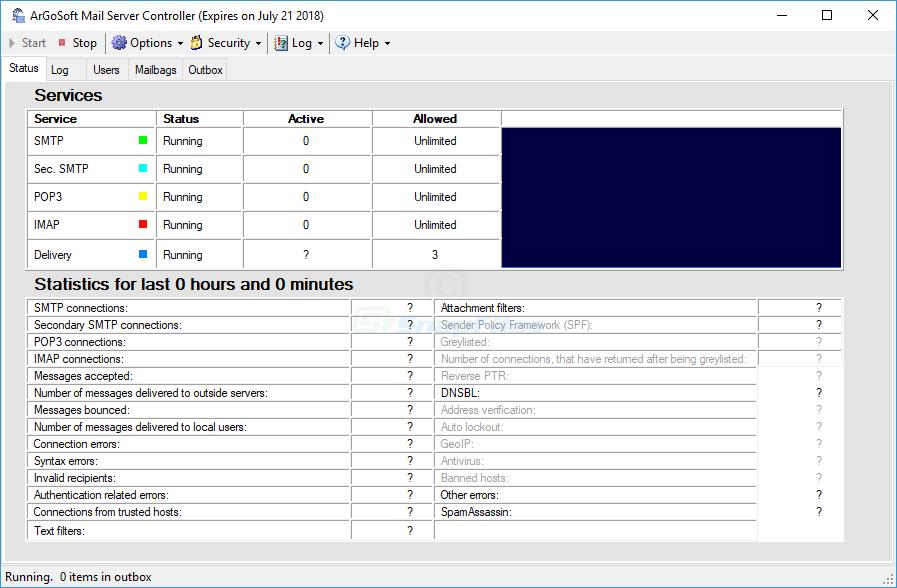 argosoft mail server 1.8