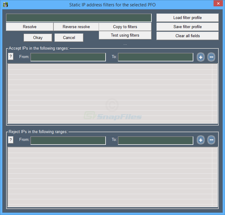 screenshot of NetworkActiv AUTAPF