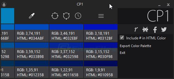 screenshot of CP1