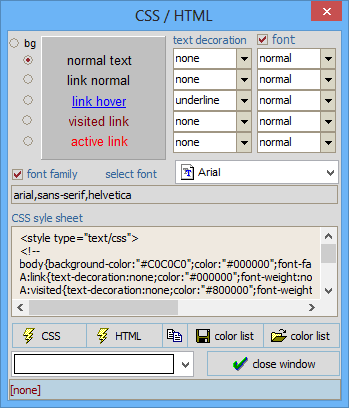 screenshot of Cpick