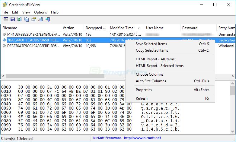 credentialsfileview