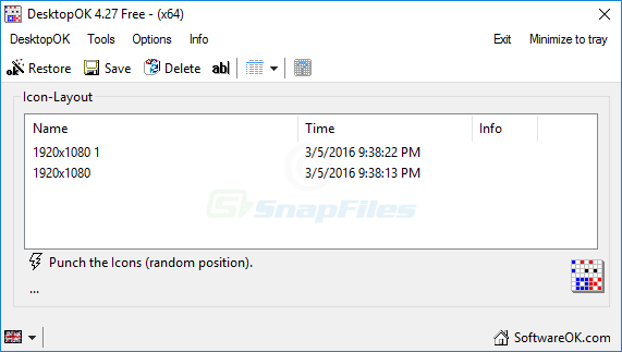 "Resultado de imagen de DesktopOK v6"""
