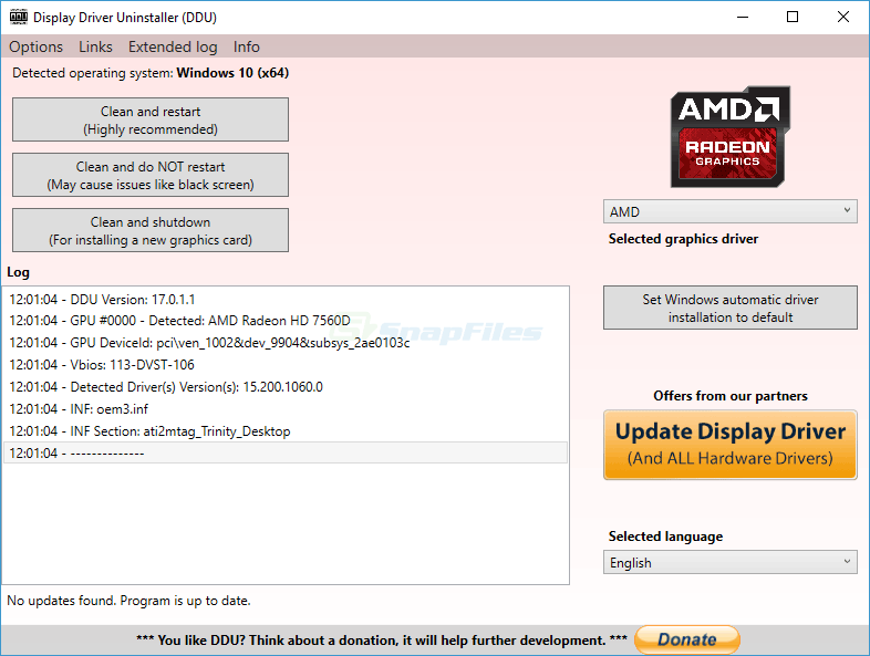 Black Screen After Graphics Driver Update