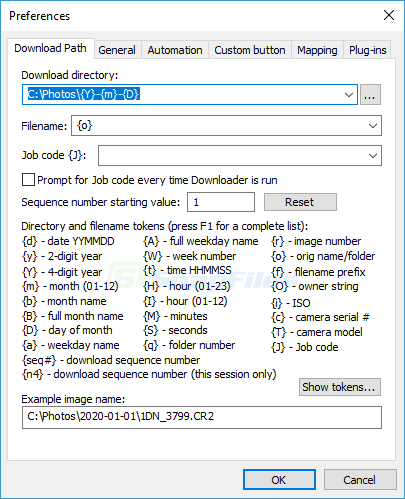 screenshot of Downloader Pro