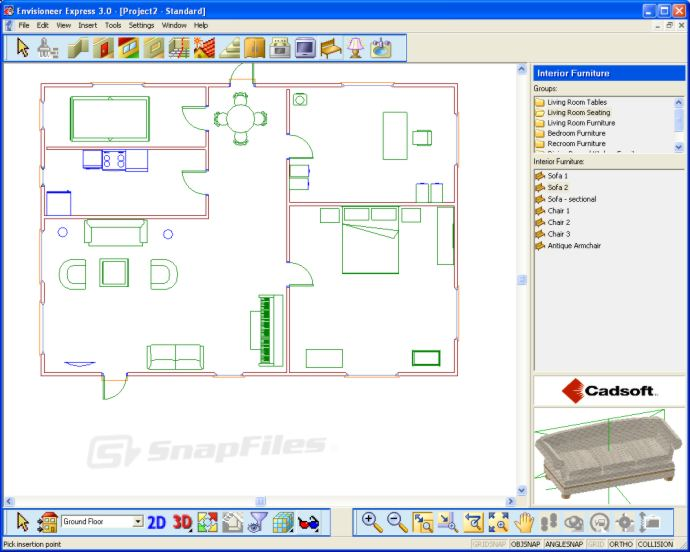 Lovely Home Design Software Online Mind Blowing Free Worthy Best. Screen Capture  Of Envisioneer Express