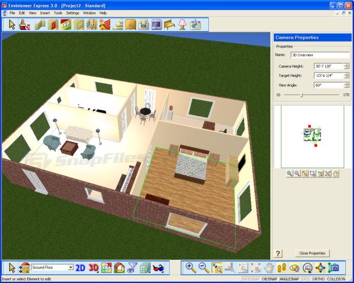 Risalni program za tloris slo tech for 3d programma huis ontwerpen