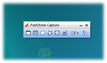 screenshot of FastStone Capture
