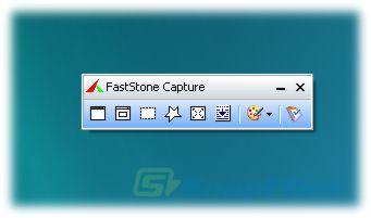 screenshot of FastStone Capture