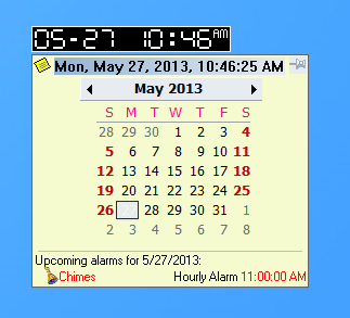 screenshot of Global Time Synchronizer