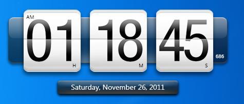 screen capture of Horloger