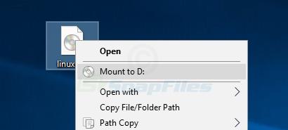 screen capture of ImgDrive