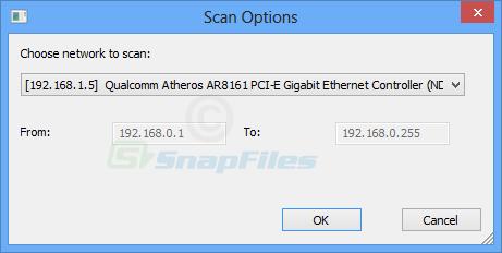 screenshot of NetworkConnectLog