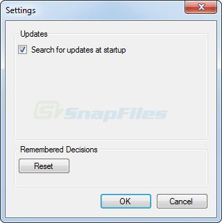 screenshot of ShadowExplorer