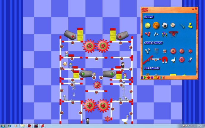 screenshot of Souptoys