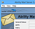 Ability Mail Server screenshot