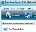 Anyplace Control screenshot