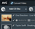 Any Video Converter Free screenshot
