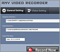 Any Video Recorder screenshot