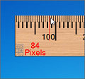 A Ruler for Windows screenshot