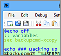 Batch Compiler 2013 screenshot
