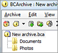 BCArchive screenshot