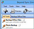 BeyondSync screenshot