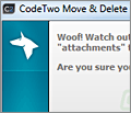 CodeTwo Move and Delete Watchdog screenshot