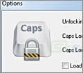 CapsUnlocker screenshot