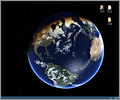 Desktop Earth screenshot