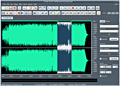 Dexster Audio Editor screenshot