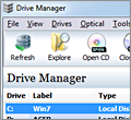Drive Manager screenshot