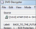 DVD Decrypter screenshot