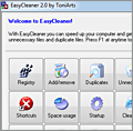 EasyCleaner screenshot