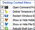 Easy Context Menu screenshot