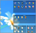 Stardock Fences screenshot