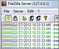 FileZilla Server screenshot