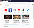 Firefox Browser screenshot