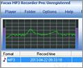 Focus Mp3 Recorder screenshot