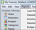 Fortora Fresh Finance screenshot