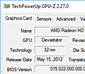 GPU-Z screenshot