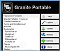 Granite Portable screenshot