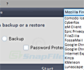 Hekasoft Backup & Restore screenshot