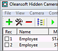 Oleansoft Hidden Camera screenshot