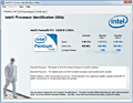 Intel Processor Identification Utility screenshot