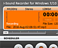 i-Sound WMA MP3 Recorder Pro screenshot