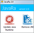 JavaRa screenshot