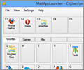 MadAppLauncher screenshot