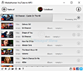 MediaHuman YouTube to MP3 screenshot