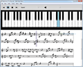Midi Sheet Music screenshot